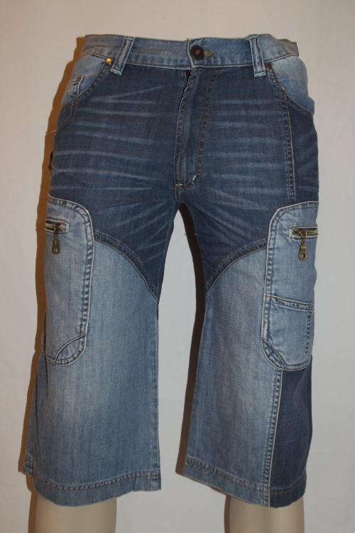 комбинированные брюки женские своими руками