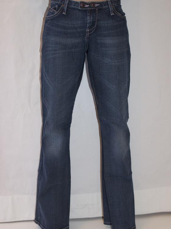 Женские джинсы клеш доставка